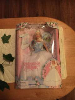 Collectible barbie