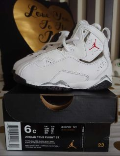 Jordan True Flight BT