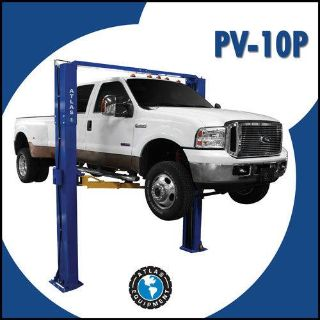 Purchase Atlas two post 10,000 lb. capacity overhead style auto car truck lift hoist new motorcycle in Indianapolis, Indiana, US, for US $2,395.00