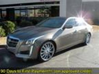 Used 2014 CADILLAC CTS For Sale