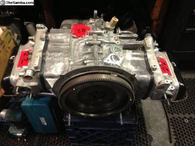 Rebuilt 2.2 Vanagon Engine Waterboxer