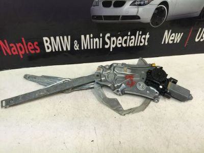Purchase BMW E36 WINDOW REGULATOR & MOTOR L 318iS 323iS 325iS 328iS M3 COUPE CONVERTIBLE motorcycle in Naples, Florida, United States, for US $60.00