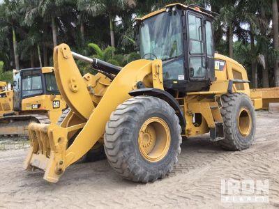 2013 Cat 930K Wheel Loader