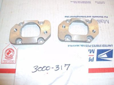 Buy 2 Vintage NOS Arctic Cat EXT Inlet Carb spacers, 1971 EXT 399/440, 3000-317 motorcycle in Selinsgrove, Pennsylvania, United States, for US $30.00