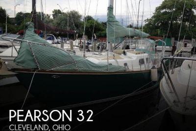 1963 Pearson 32 Vanguard