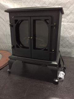 Fireplace- Freestanding