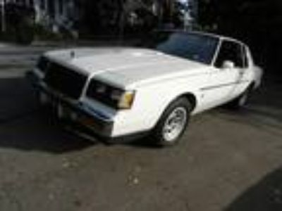 1987 Buick Regal Coupe Limited