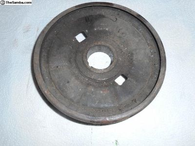 type 1 crankshaft pulley