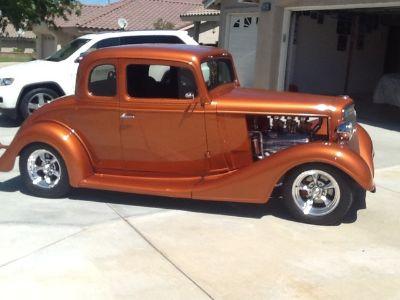 1934 Chevrolet Custom