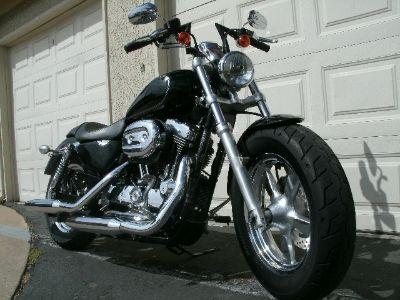 2012 Harley-Davidson SPORTSTER 1200 CUSTOM