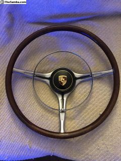 Original Carrera 2 Steering Wheel