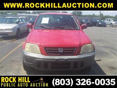 2001 Honda CR-V EX (Red)