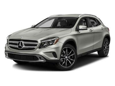 2016 Mercedes-Benz GLA GLA 250 (Polar Silver Metallic)