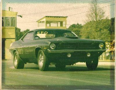 1970 Plymouth Cuda