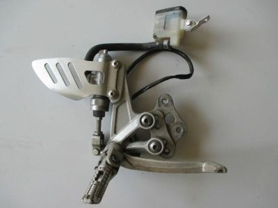 Sell 2007-2008 SUZUKI GSXR 1000 GSXR1000 RIGHT HAND SIDE REARSET REAR SET FOOT PEG motorcycle in Cedar Springs, Michigan, US, for US $60.72