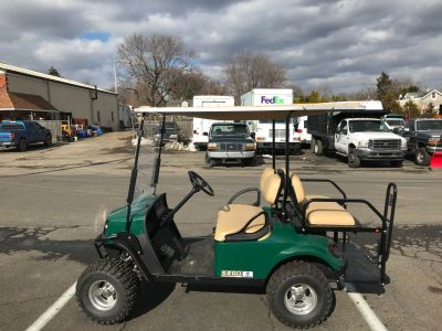 2017 E-Z-Go Personal Express S4 Gas Golf carts Golf Carts Trevose, PA