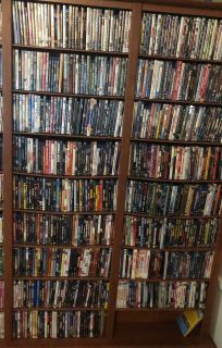 DVDs and Blu-ray s