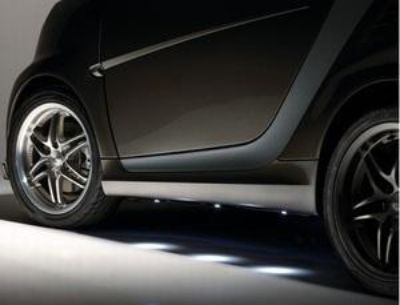 Buy Genuine Smart Car Light Package For Side Skirts By Brabus With One Year Warranty motorcycle in Winter Springs, Florida, US, for US $439.99