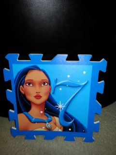 NEW Disney's Princess Large Hopscotch Play Mat #7 (Pocahontas)