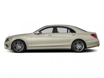 2015 Mercedes-Benz S-Class S550 4MATIC (designo Diamond White)