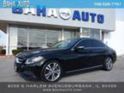 2015 Mercedes-Benz C 300 Sedan for sale