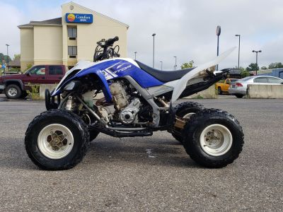 2013 Yamaha Raptor 700R Sport ATVs Cambridge, OH