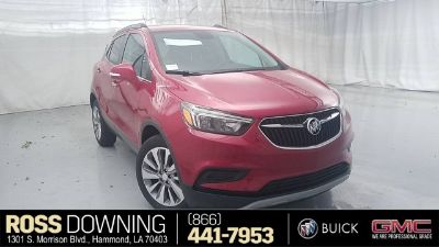 2019 Buick Encore Base (Winterberry Red Metallic)