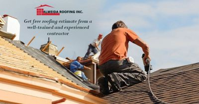 GET FREE ROOFING ESTIMATE FROM A WELL-TRAINED AND EXPERIENCED CONTRACTOR