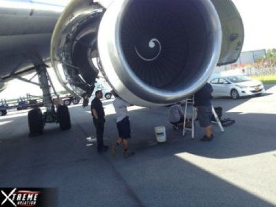 Aircraft maintenance Miami Engine Changes Miami