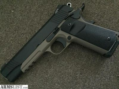 For Sale/Trade: Kimber Desert Warrior 1911
