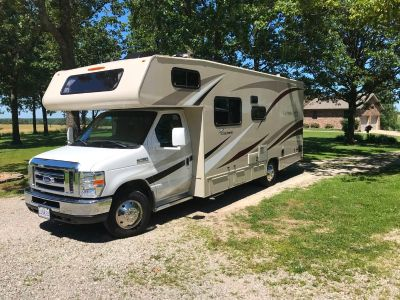 2017 Coachmen LEPRECHAUN 230CB