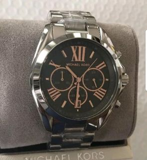 Brand new Michael Kors Stainless Steel Chronograph Watch