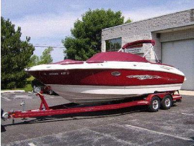 2007 Monterey 248 LS Bowrider