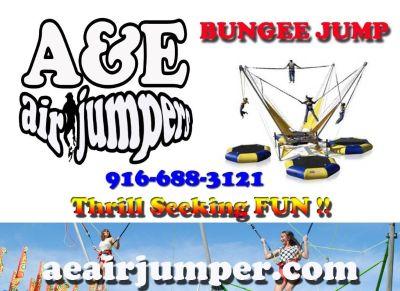 Bungee Jump - Euro Jump - Monkey Motion - Rental
