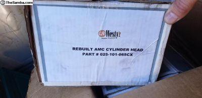 AMC Heads and Gasket Set