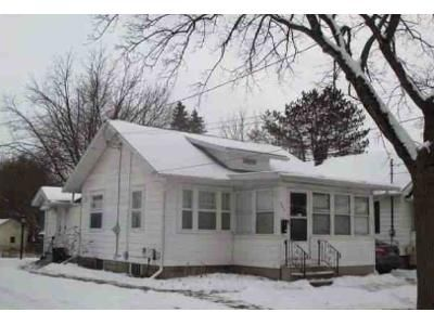 2 Bed 1 Bath Foreclosure Property in Jackson, MI 49202 - Saint Clair Ave