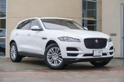 2018 Jaguar F-Pace (Polaris White)