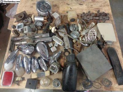 parts lot