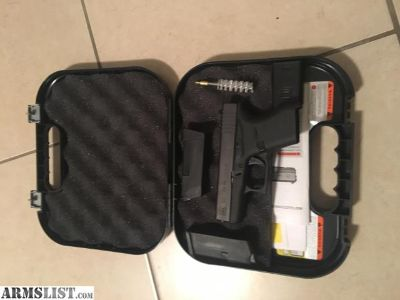 For Sale: Glock-43 perfect concealed carry