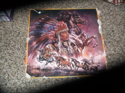 native american jigsaw puzzle
