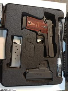 For Sale: Sig P938