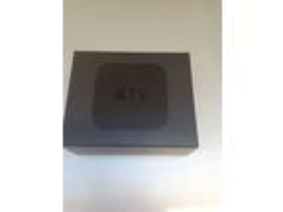 Apple TV 4th Generation 32GB Digital HD Media Streamer