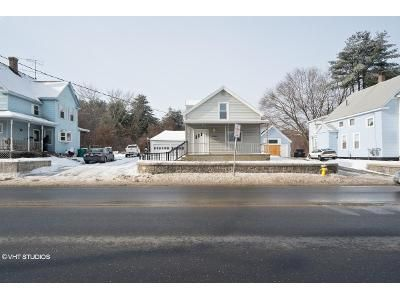 3 Bed 1 Bath Foreclosure Property in Fitchburg, MA 01420 - Water St