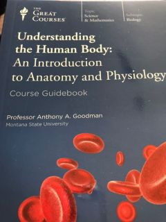 Anatomy and Physiology text and DVD s