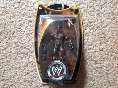 WWE Orlando Jordan Figure - NEW
