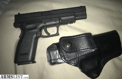 For Sale: Springfield XD-9 Tactical