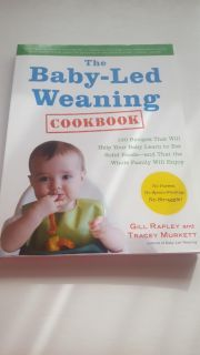Baby- led Weaning Cookbook
