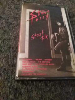 Steve Perry cassette