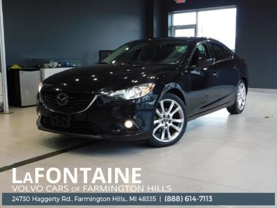 2015 Mazda Mazda6 i Grand Touring (Jet Black Mica)