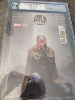 Age of Ultron #2 PGX graded